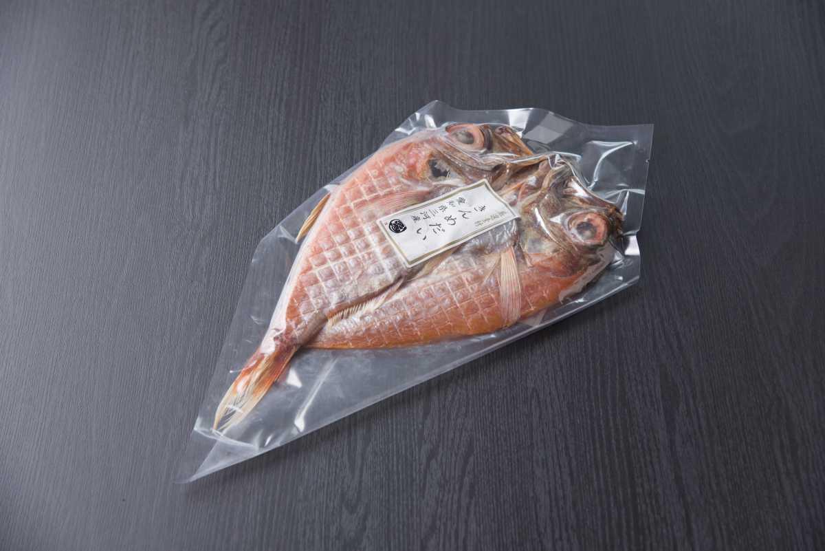 【愛知県三河産】キンメ鯛開き干しイメージ